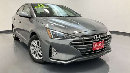 2019 Hyundai Elantra 4D Sedan at for Sale  - SB9444A  - C & S Car Company