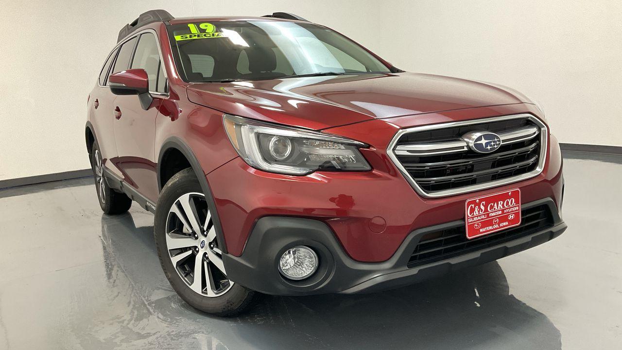 2019 Subaru Outback  - SB9428B  - C & S Car Company