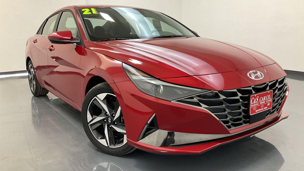 2021 Hyundai Elantra  - HY8764  - C & S Car Company