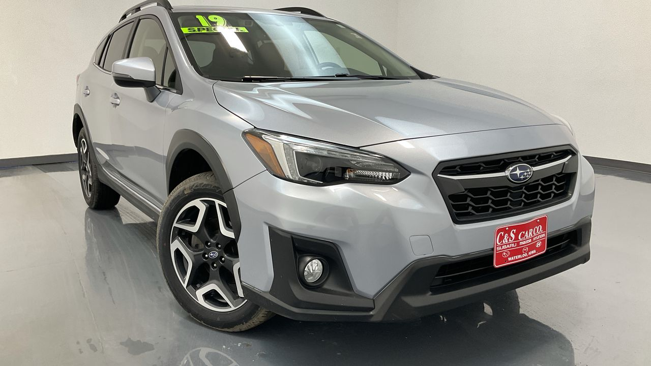 2019 Subaru Crosstrek  - SB9170A  - C & S Car Company