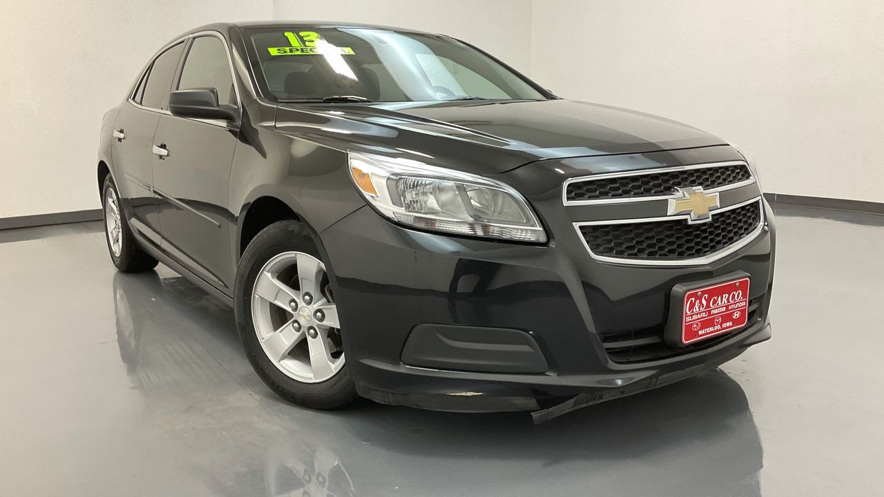 2013 Chevrolet Malibu 4D Sedan  - SB9456B  - C & S Car Company