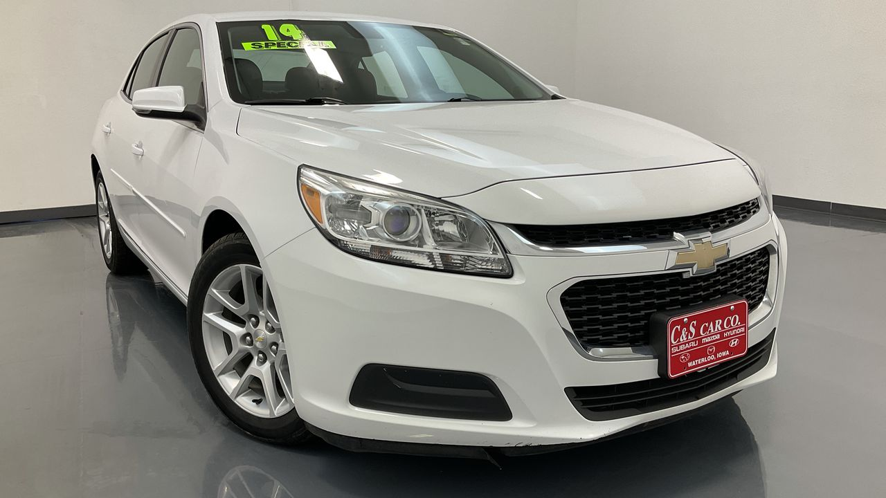 2014 Chevrolet Malibu 4D Sedan  - HY8454B2  - C & S Car Company