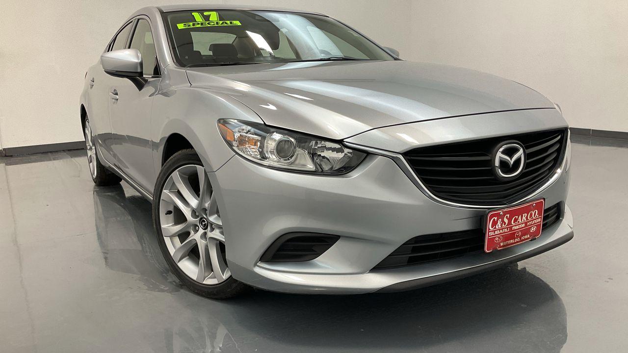 2017 Mazda Mazda6  - 16677A  - C & S Car Company