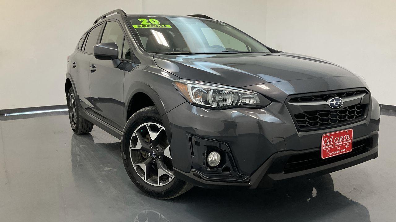 2020 Subaru Crosstrek  - SB9460A  - C & S Car Company
