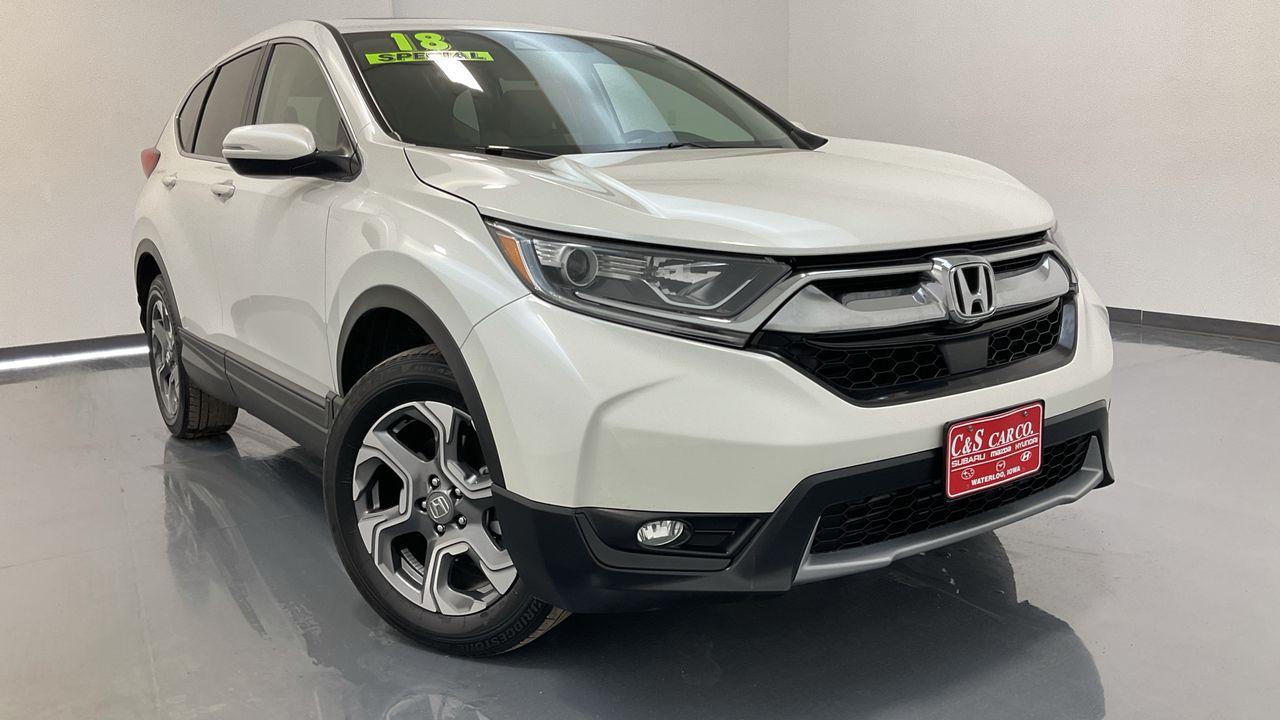 2018 Honda CR-V 4D SUV AWD  - SB9436A  - C & S Car Company