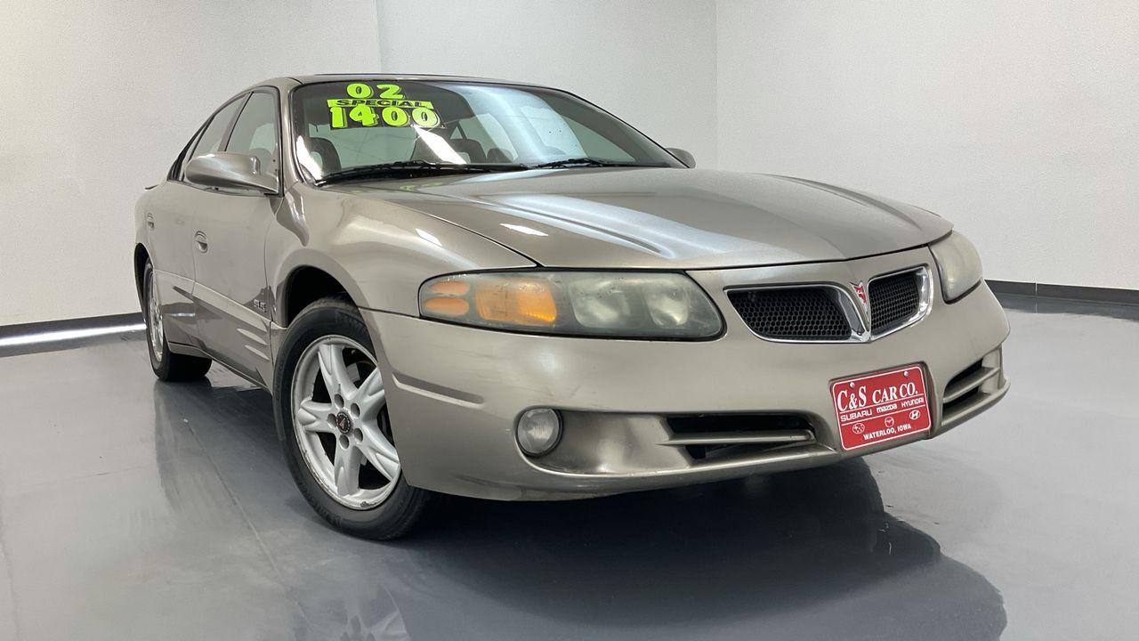 2002 Pontiac Bonneville  - 16466A  - C & S Car Company