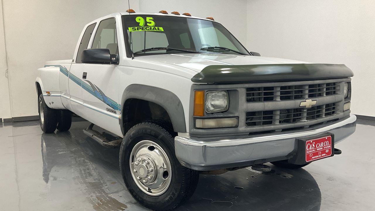 1995 Chevrolet C/K 3500  - HY8591E  - C & S Car Company