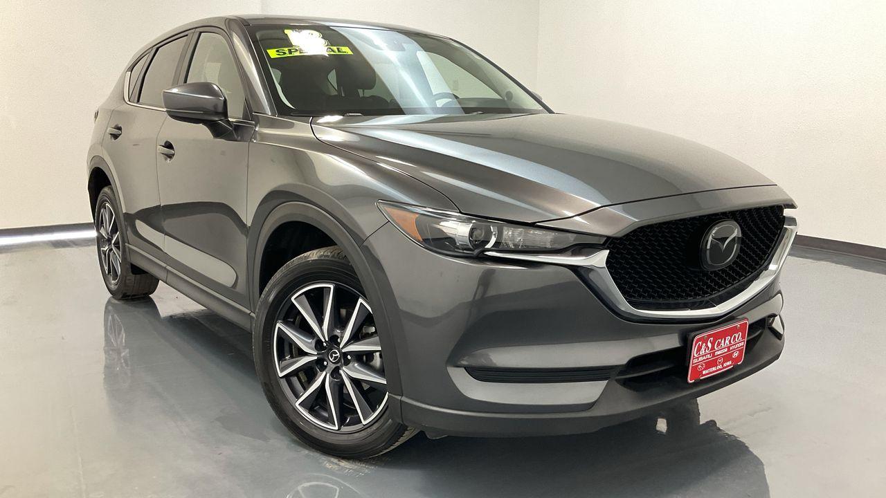 2018 Mazda CX-5 4D SUV AWD  - 16687  - C & S Car Company