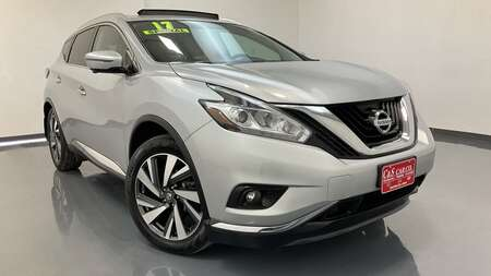 2017 Nissan Murano 4D SUV AWD for Sale  - SB9368A  - C & S Car Company