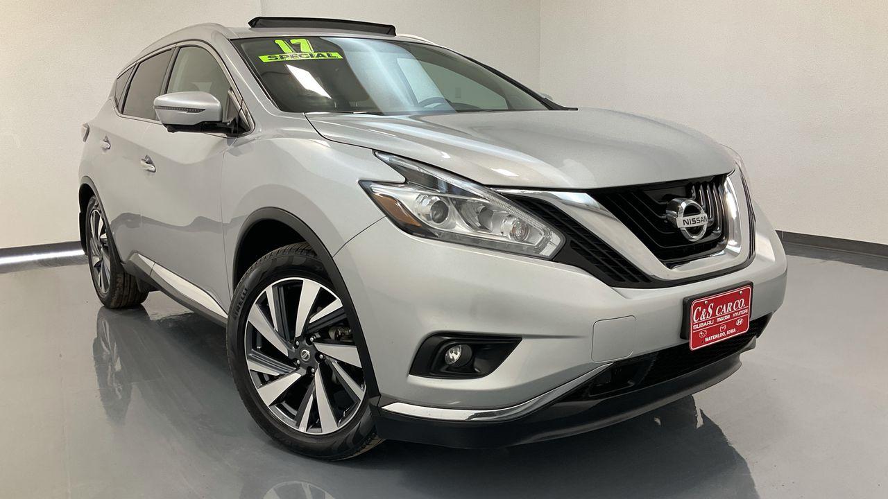 2017 Nissan Murano  - C & S Car Company