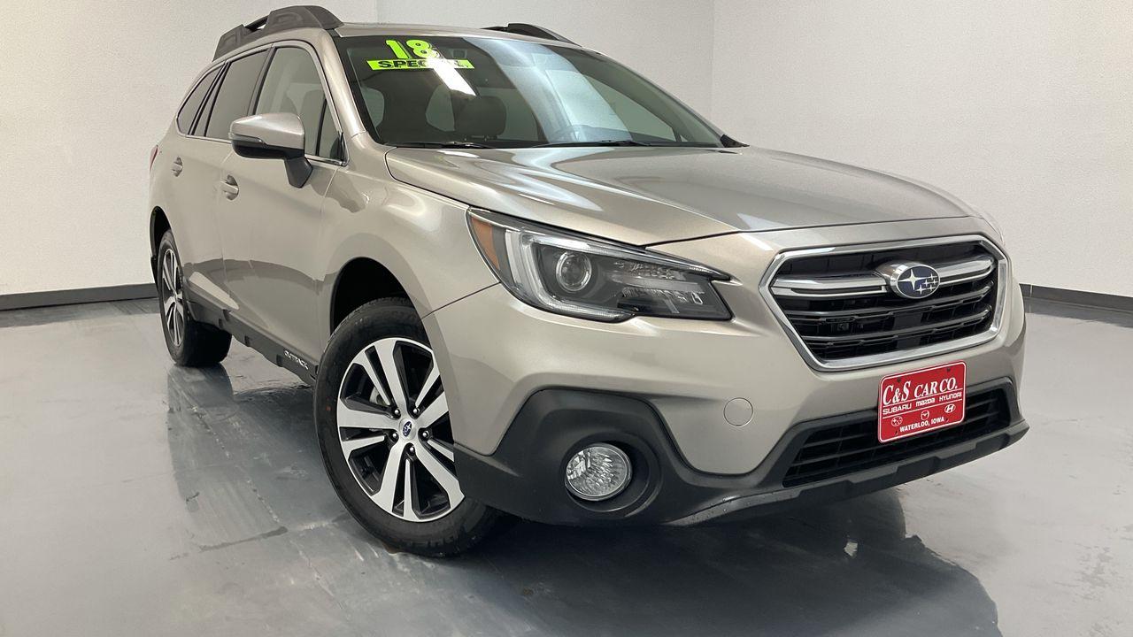2018 Subaru Outback 4D Wagon  - SB8953A  - C & S Car Company