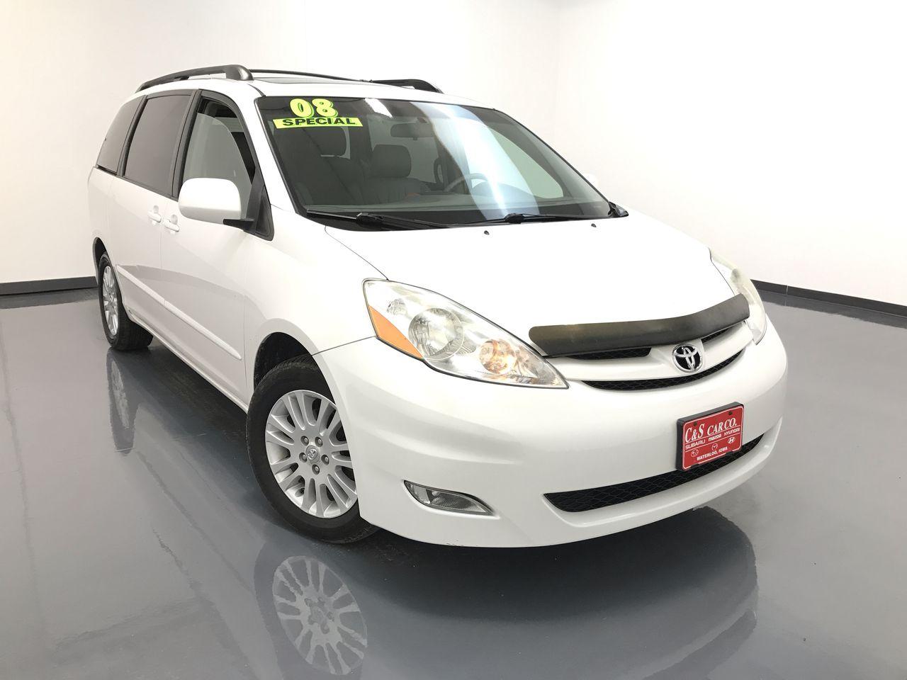 2008 Toyota Sienna 5D Wagon  - R16680  - C & S Car Company