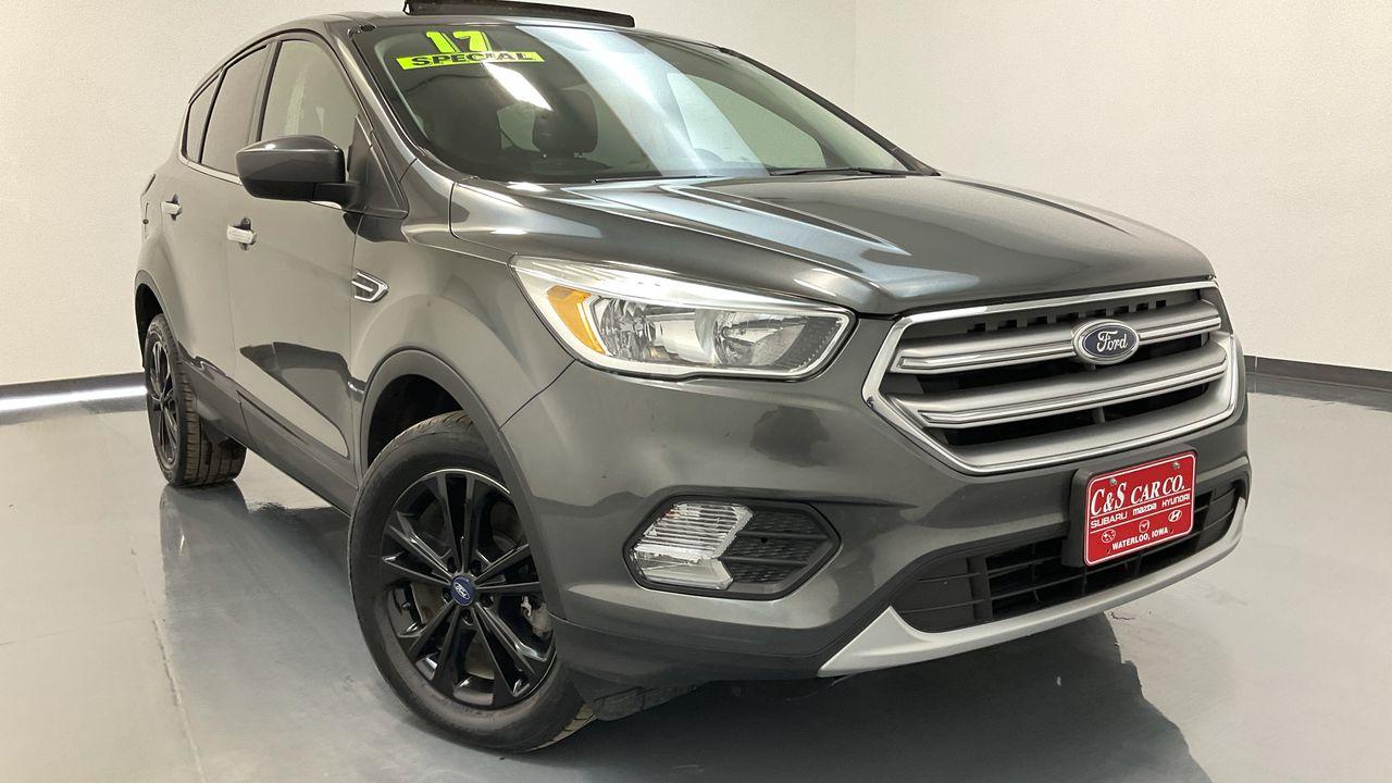 2017 Ford Escape  - C & S Car Company