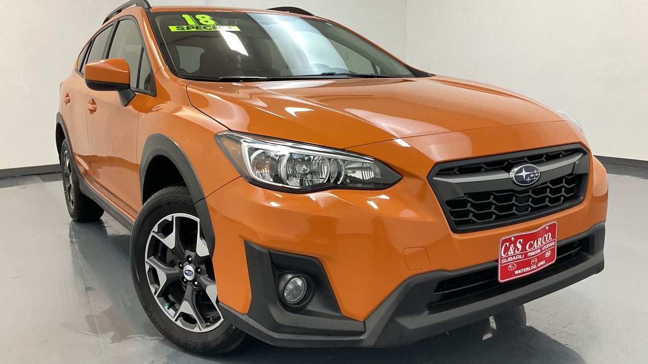 2018 Subaru Crosstrek 4D Wagon at  - SB9543A  - C & S Car Company