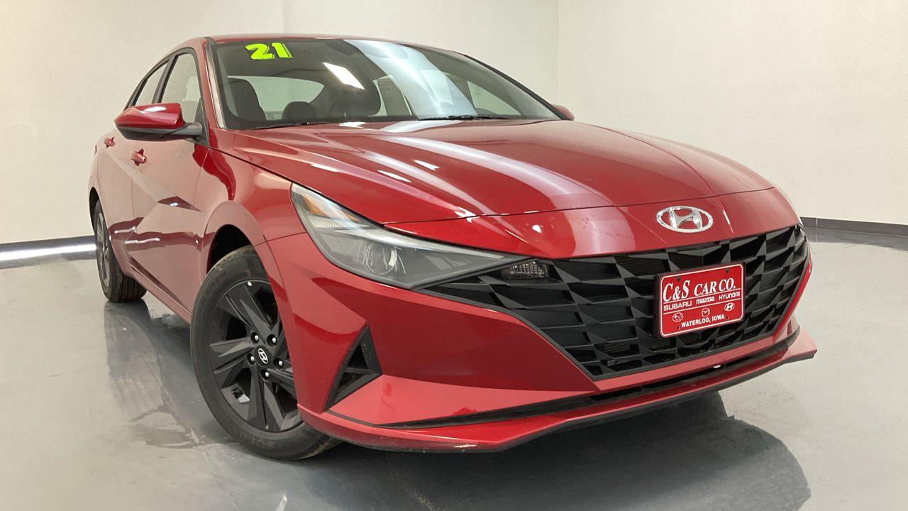 2021 Hyundai Elantra  - HY8791  - C & S Car Company