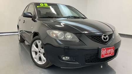 2008 Mazda Mazda3 4D Sedan for Sale  - SC8785B  - C & S Car Company