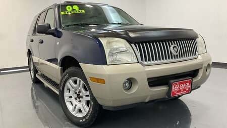 2004 Mercury Mountaineer  for Sale  - 16551A  - C & S Car Company