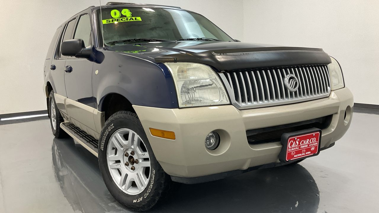 2004 Mercury Mountaineer  - C & S Car Company