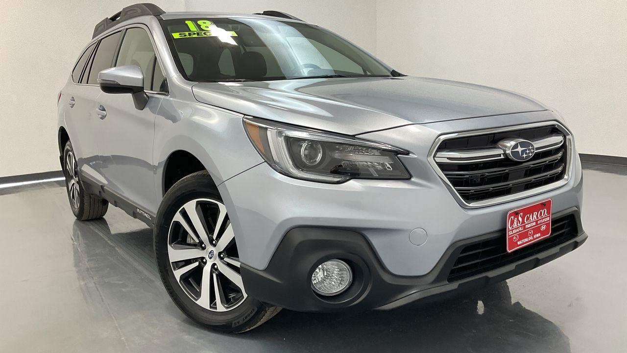 2018 Subaru Outback  - SB9546A  - C & S Car Company