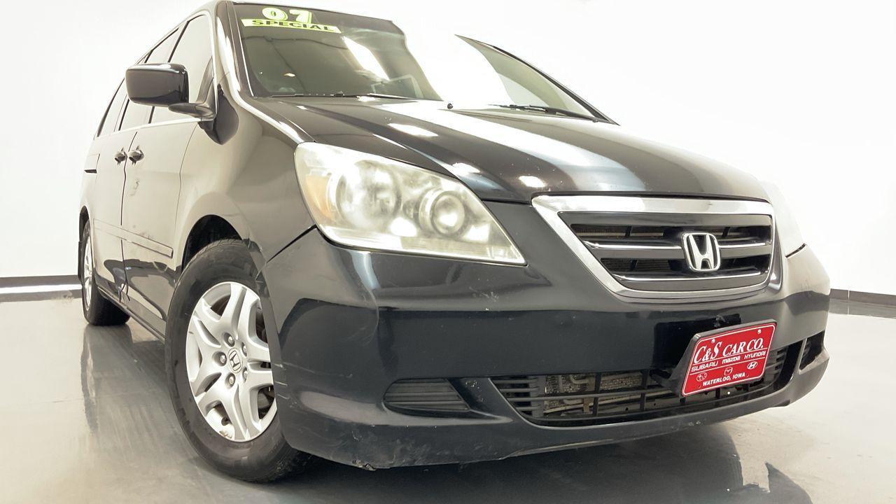 2007 Honda Odyssey Wagon w/RES  - SB9554B  - C & S Car Company