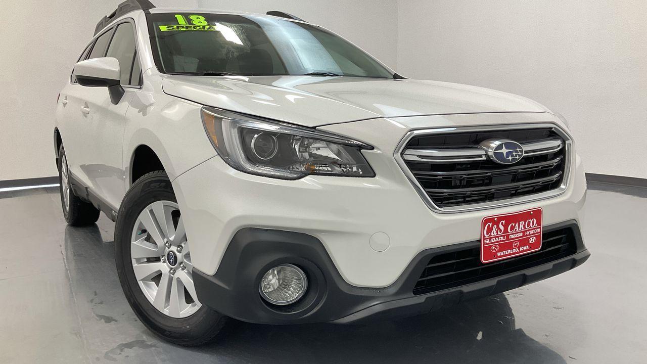 2018 Subaru Outback 4D Wagon  - SB9556A  - C & S Car Company
