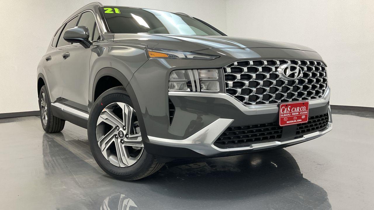 2021 Hyundai Santa Fe  - HY8795  - C & S Car Company