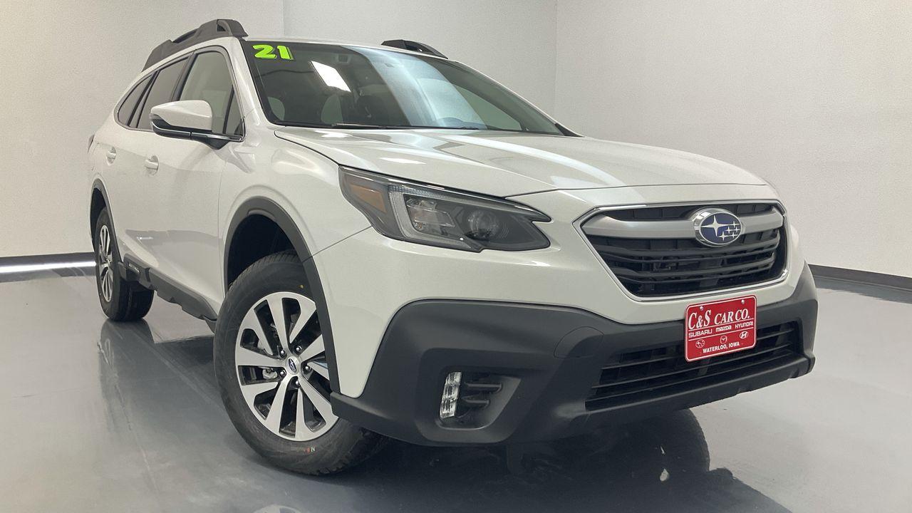 2021 Subaru Outback 4D Wagon  - SB9576  - C & S Car Company