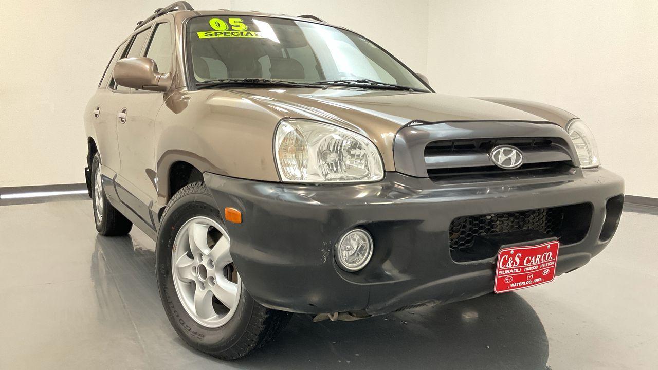 2005 Hyundai Santa Fe  - HY8625C  - C & S Car Company
