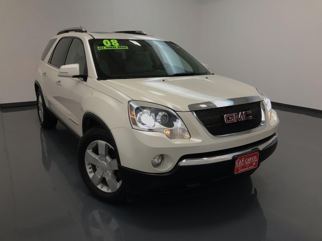 2008 GMC Acadia  - C & S Car Company