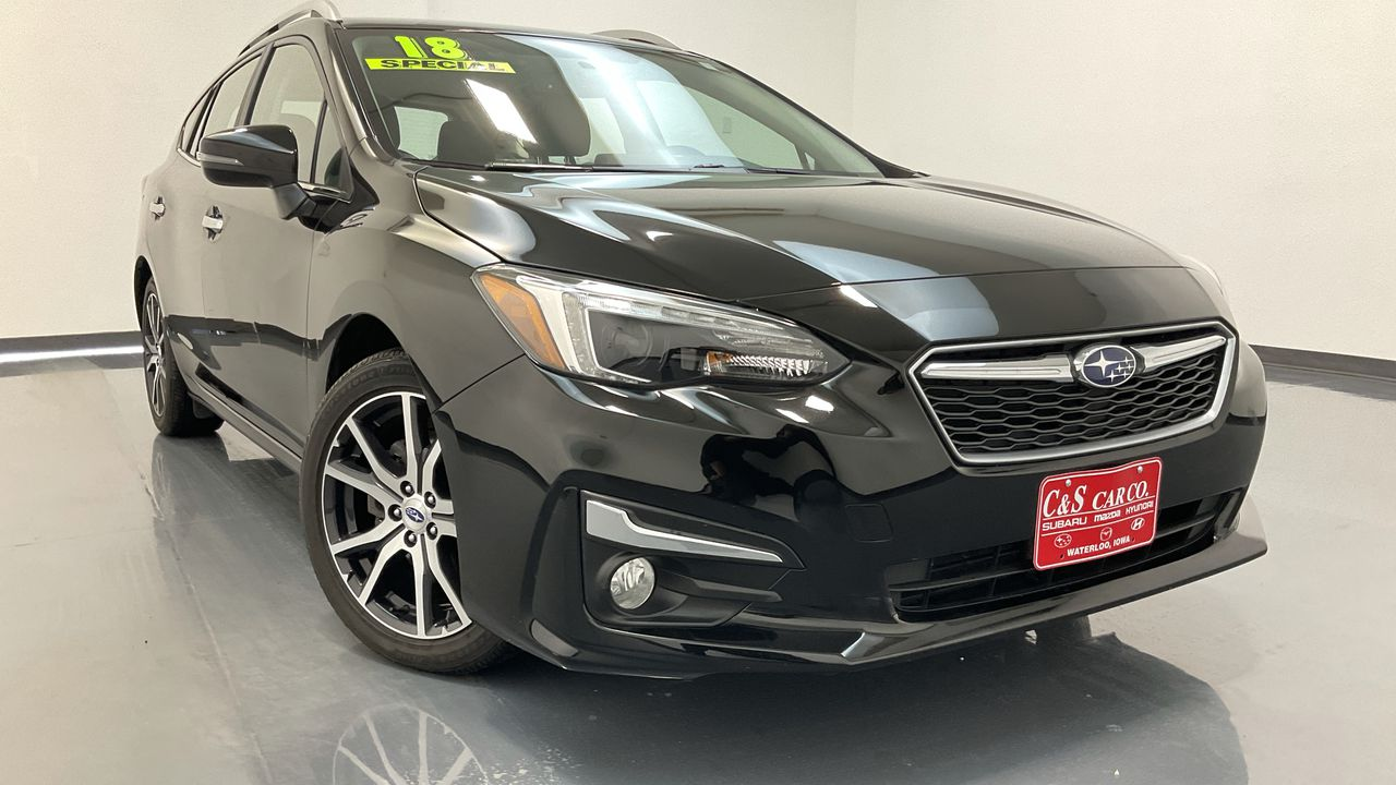 2018 Subaru Impreza 4D Wagon at  - 16710  - C & S Car Company