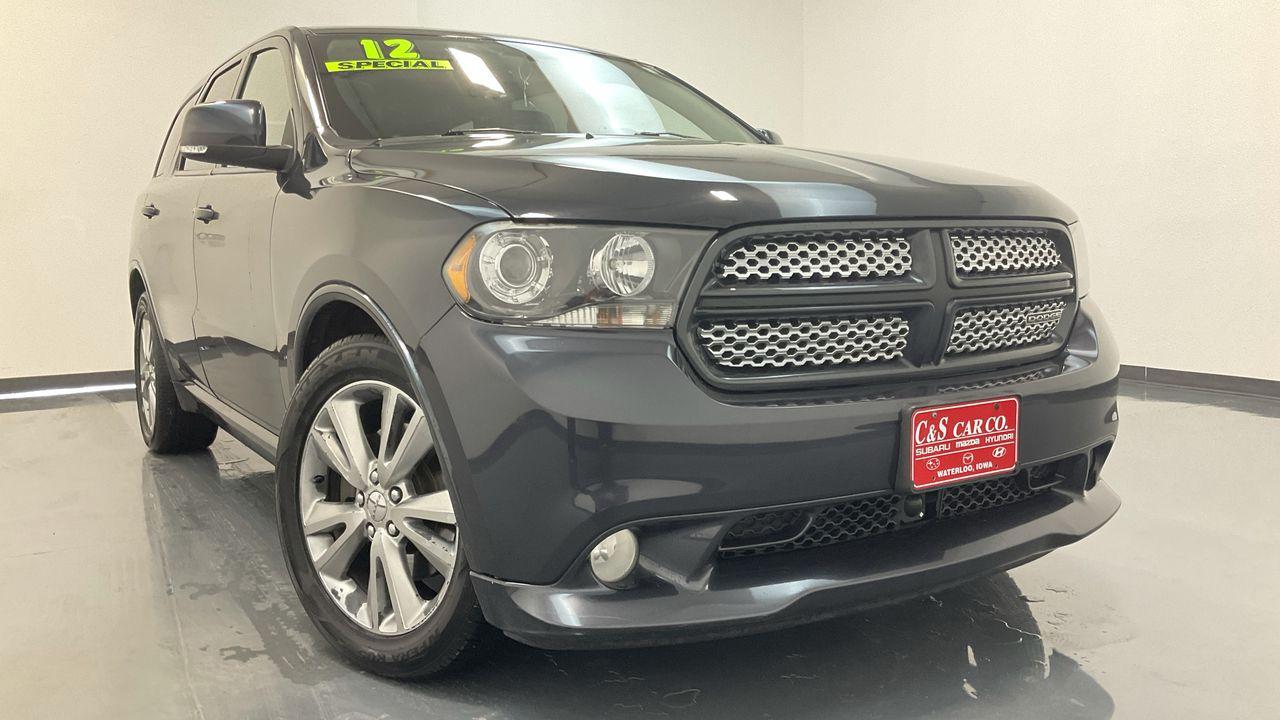 2012 Dodge Durango 4D Utility AWD  - 16404A  - C & S Car Company