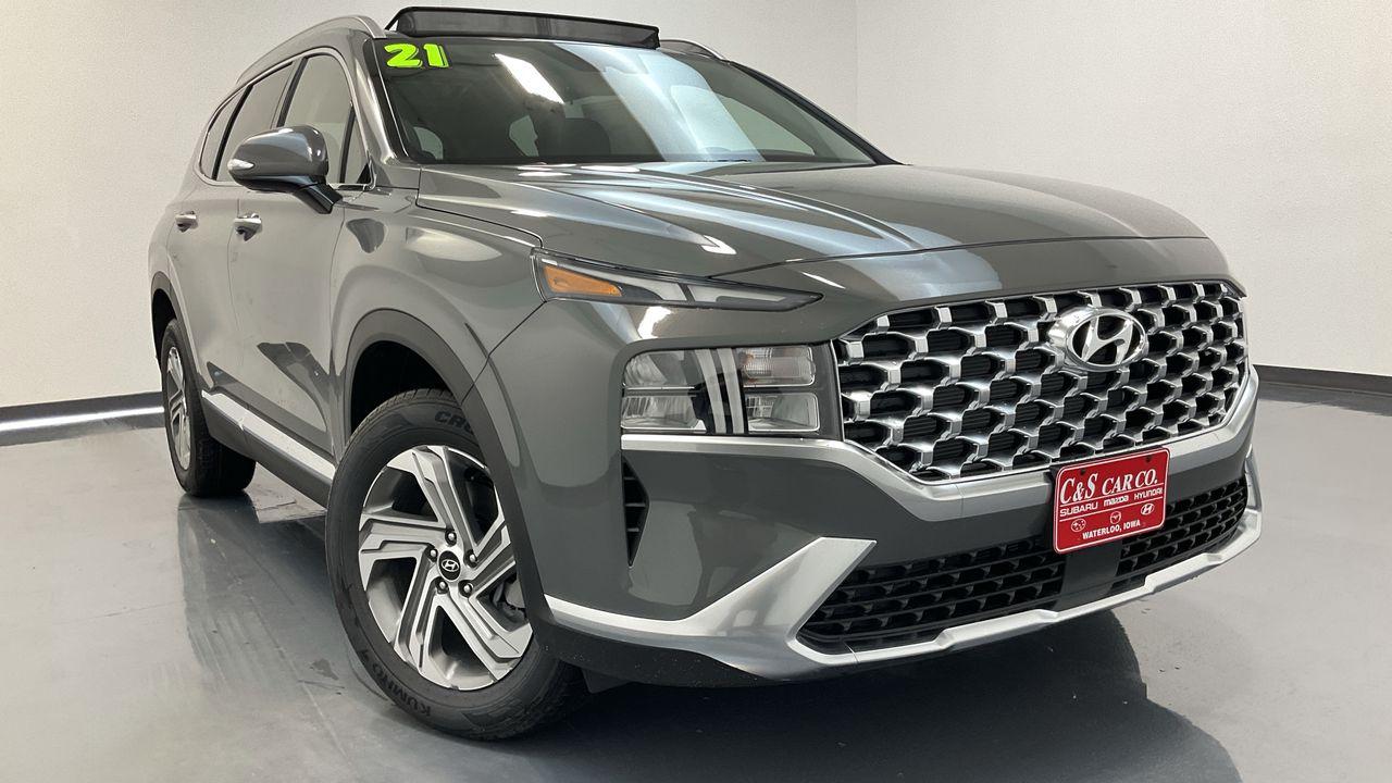 2021 Hyundai Santa Fe  - C & S Car Company