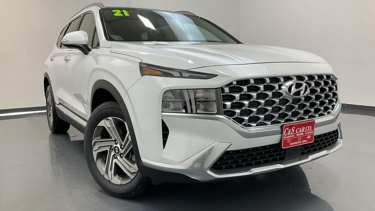 2021 Hyundai Santa Fe  - HY8803  - C & S Car Company