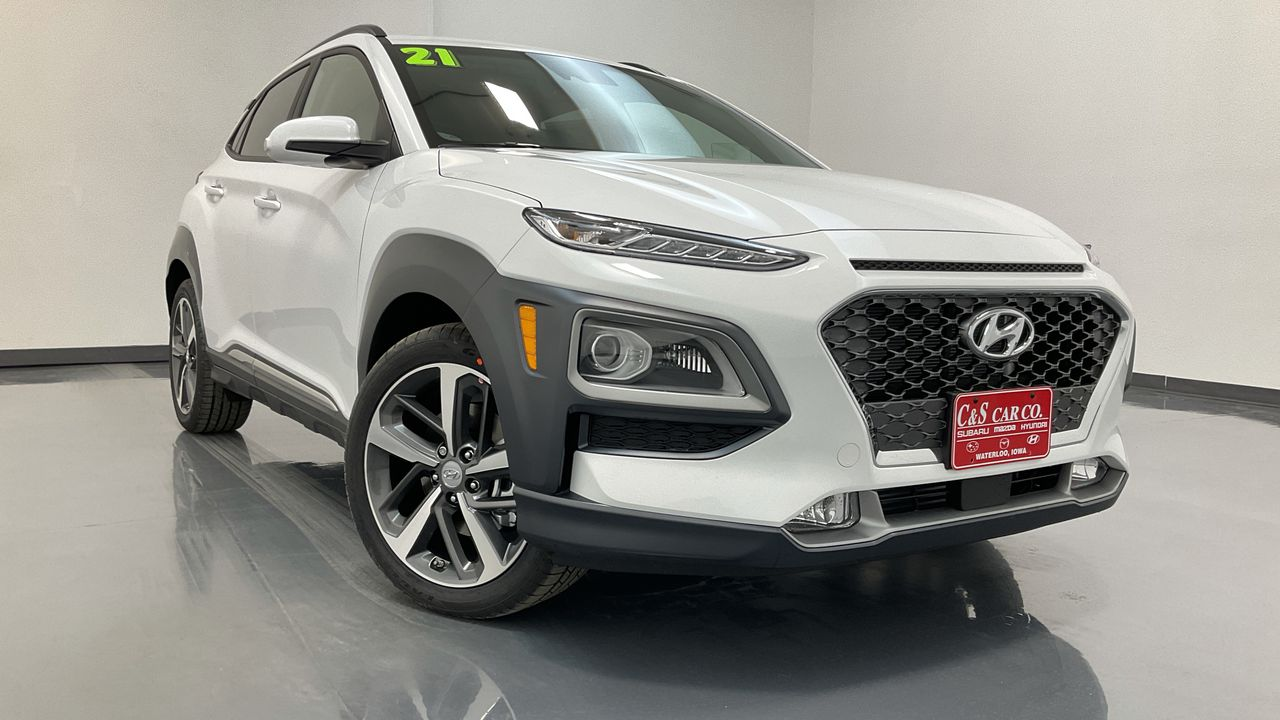 2021 Hyundai kona  - HY8802  - C & S Car Company