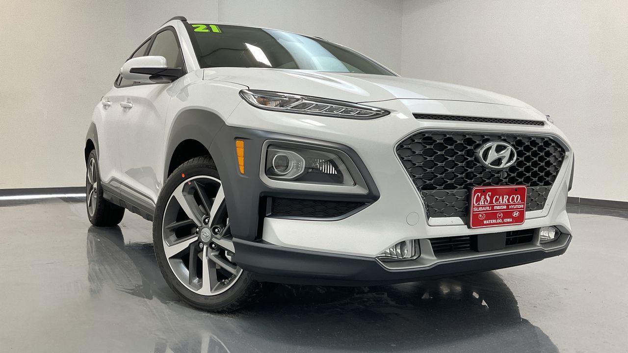 2021 Hyundai kona  - HY8801  - C & S Car Company