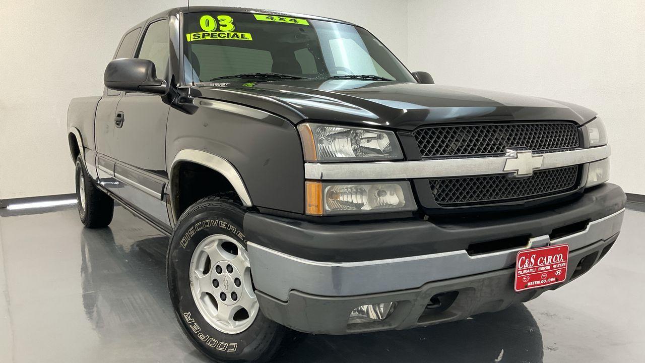 2003 Chevrolet Silverado 1500  - 16419A  - C & S Car Company