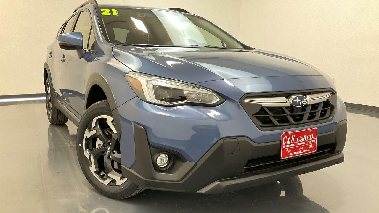 2021 Subaru Crosstrek  - SB9584  - C & S Car Company
