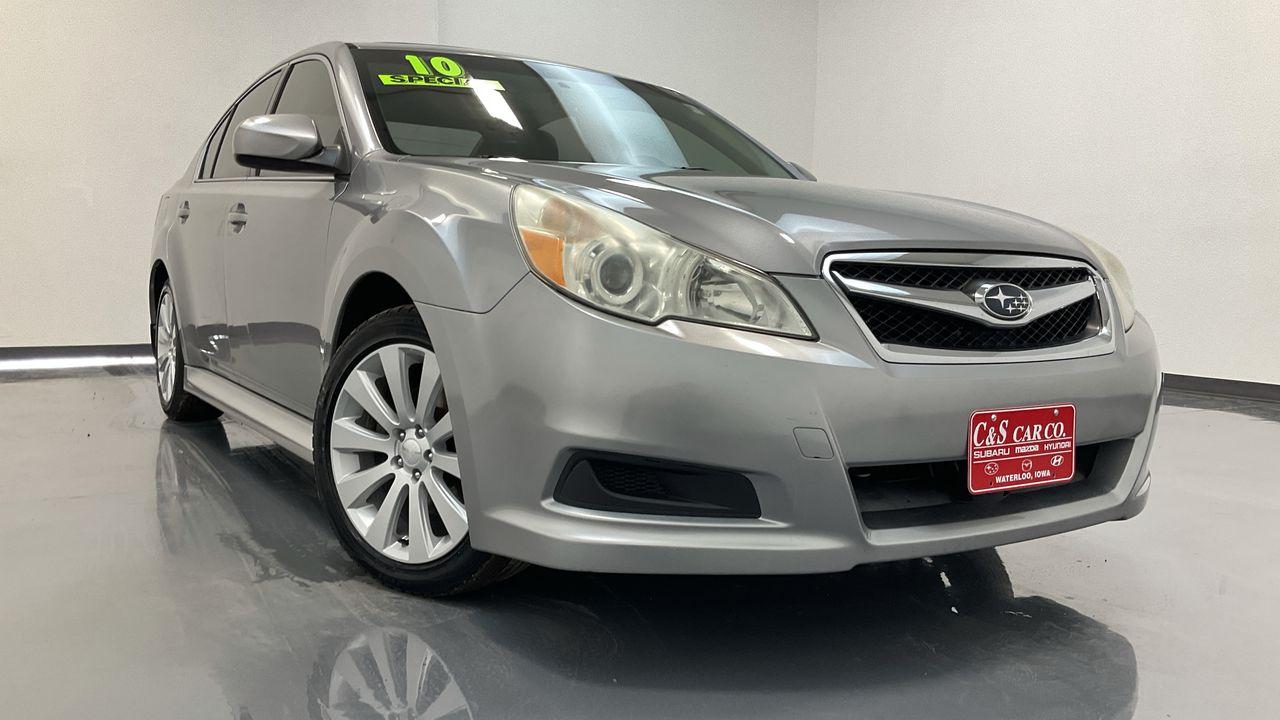 2010 Subaru Legacy  - C & S Car Company