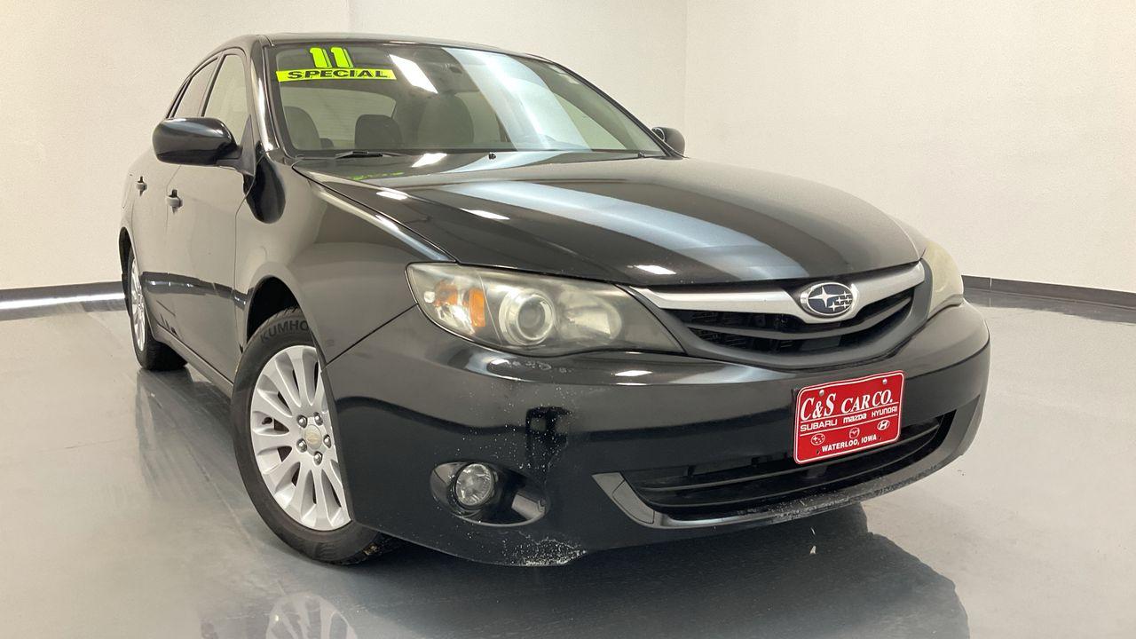 2011 Subaru Impreza 4D Sedan 2.5  - 16663A  - C & S Car Company