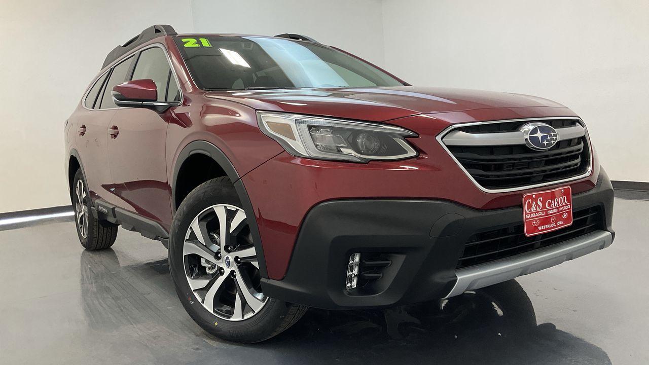 2021 Subaru Outback 4D Wagon  - SB9592  - C & S Car Company