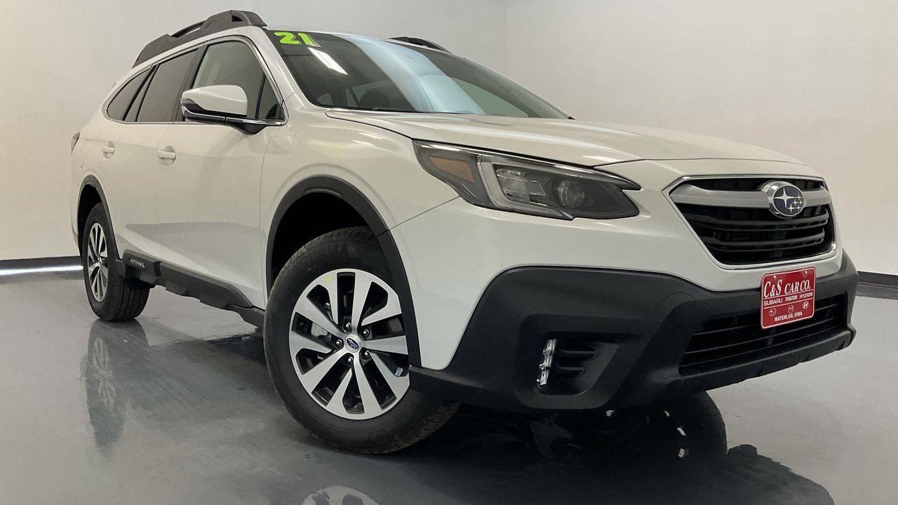 2021 Subaru Outback 4D Wagon  - SB9591  - C & S Car Company