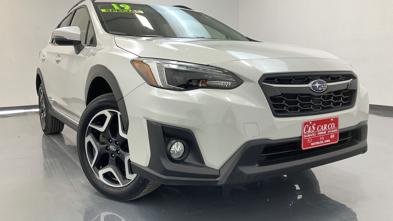 2019 Subaru Crosstrek  - SB9582A  - C & S Car Company
