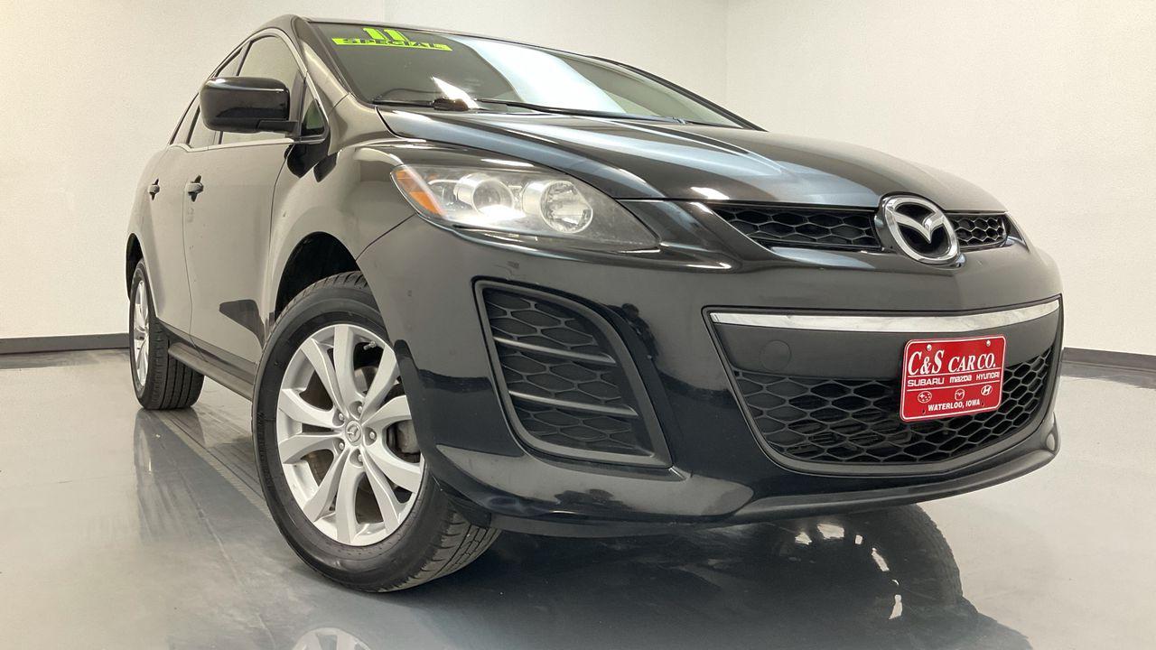 2011 Mazda CX-7 4D Utility AWD  - SB9419B  - C & S Car Company