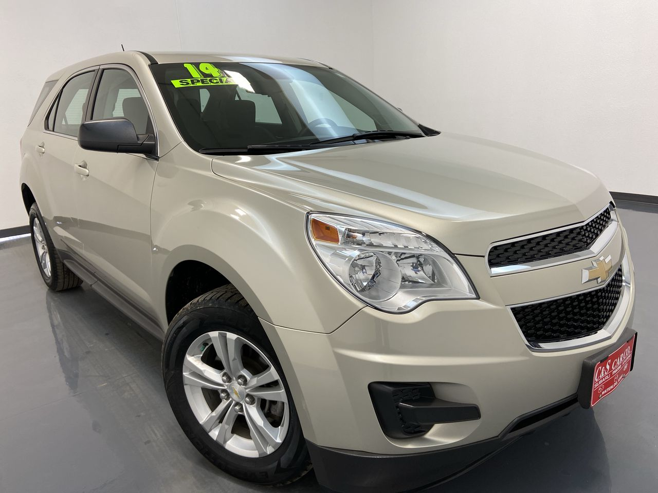 2014 Chevrolet Equinox  - C & S Car Company