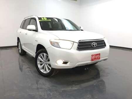 2010 Toyota Highlander Hybrid 4D SUV 4X4 for Sale  - R16714  - C & S Car Company