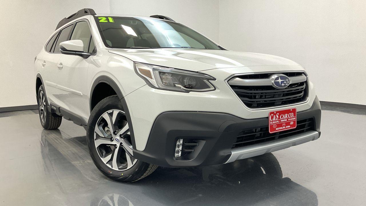 2021 Subaru Outback 4D Wagon  - SB9601  - C & S Car Company