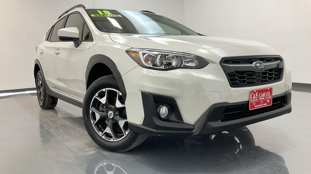 2018 Subaru Crosstrek  - SB9521A  - C & S Car Company