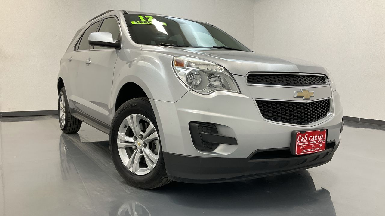 2012 Chevrolet Equinox  - C & S Car Company