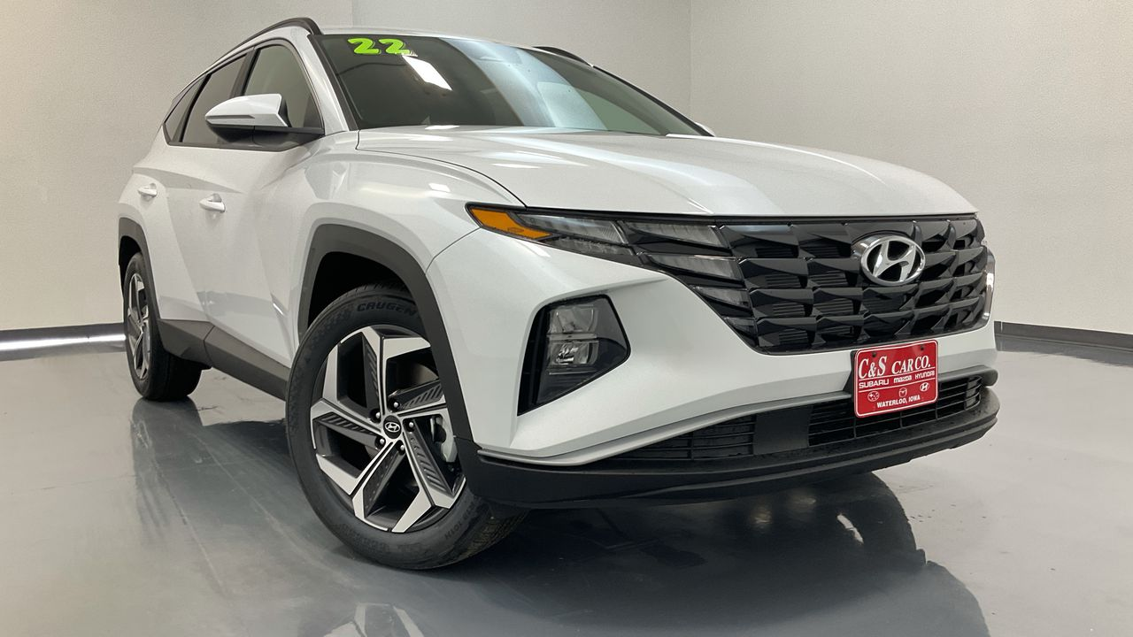 2022 Hyundai Tucson  - HY8821  - C & S Car Company