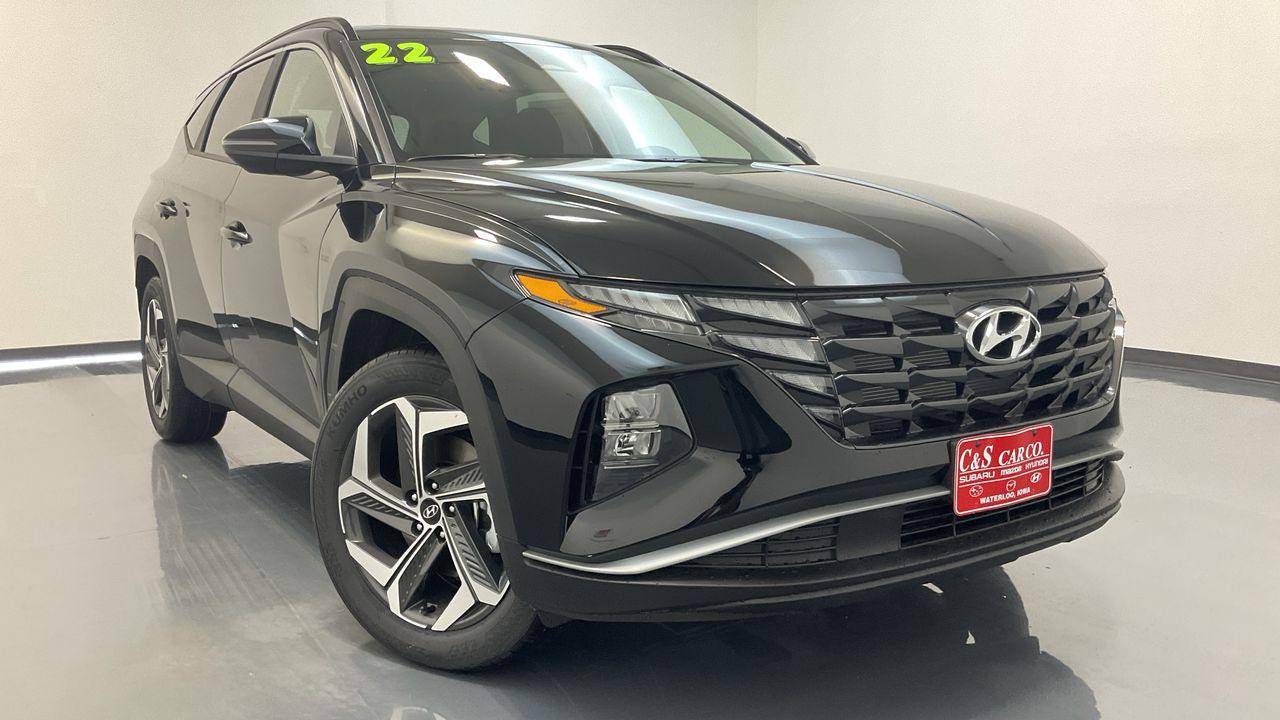 2022 Hyundai Tucson  - HY8820  - C & S Car Company